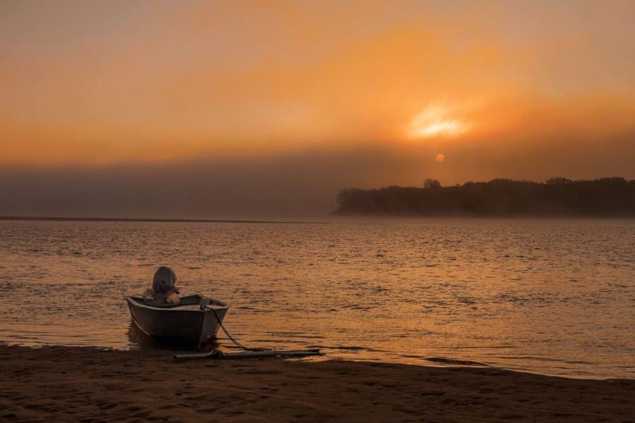 голубино рыбалка лодка1